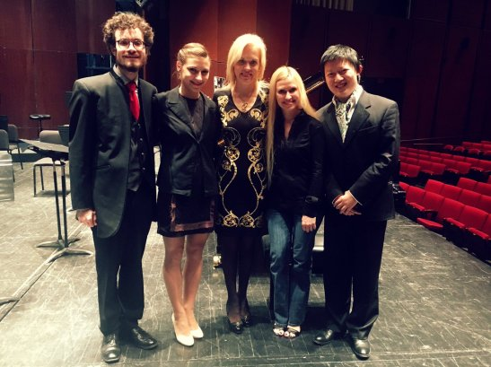 Winners of the 2016 Olga Kern International Piano Competition