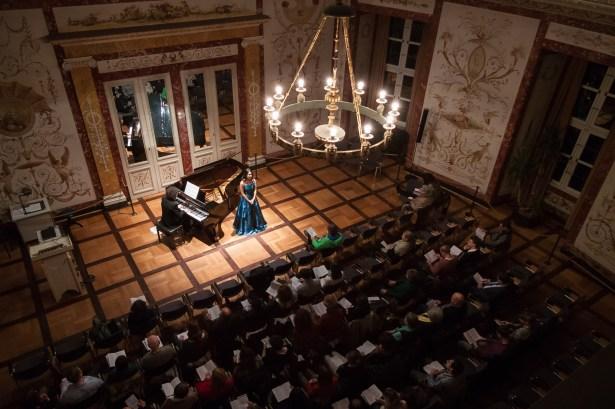 Recital Toskanasaal Residenz Würzburg