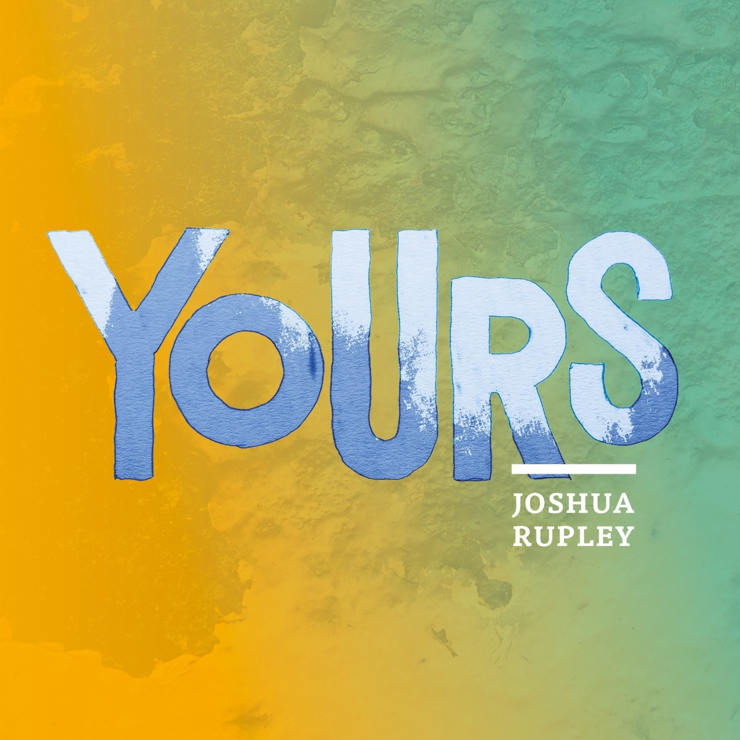 CD Cover YOURS