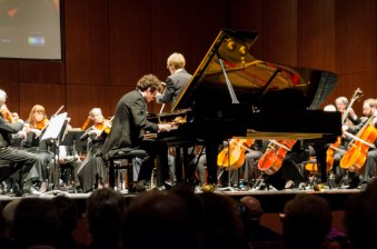 Joshua Rupley Beethoven Vladimir Kern New Mexico Philharmonic