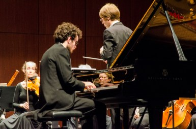 Joshua Rupley Beethoven largo movement Vladimir Kern New Mexico Philharmonic