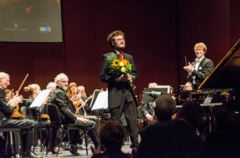 Joshua Rupley flowers Vladimir Kern New Mexico Philharmonic